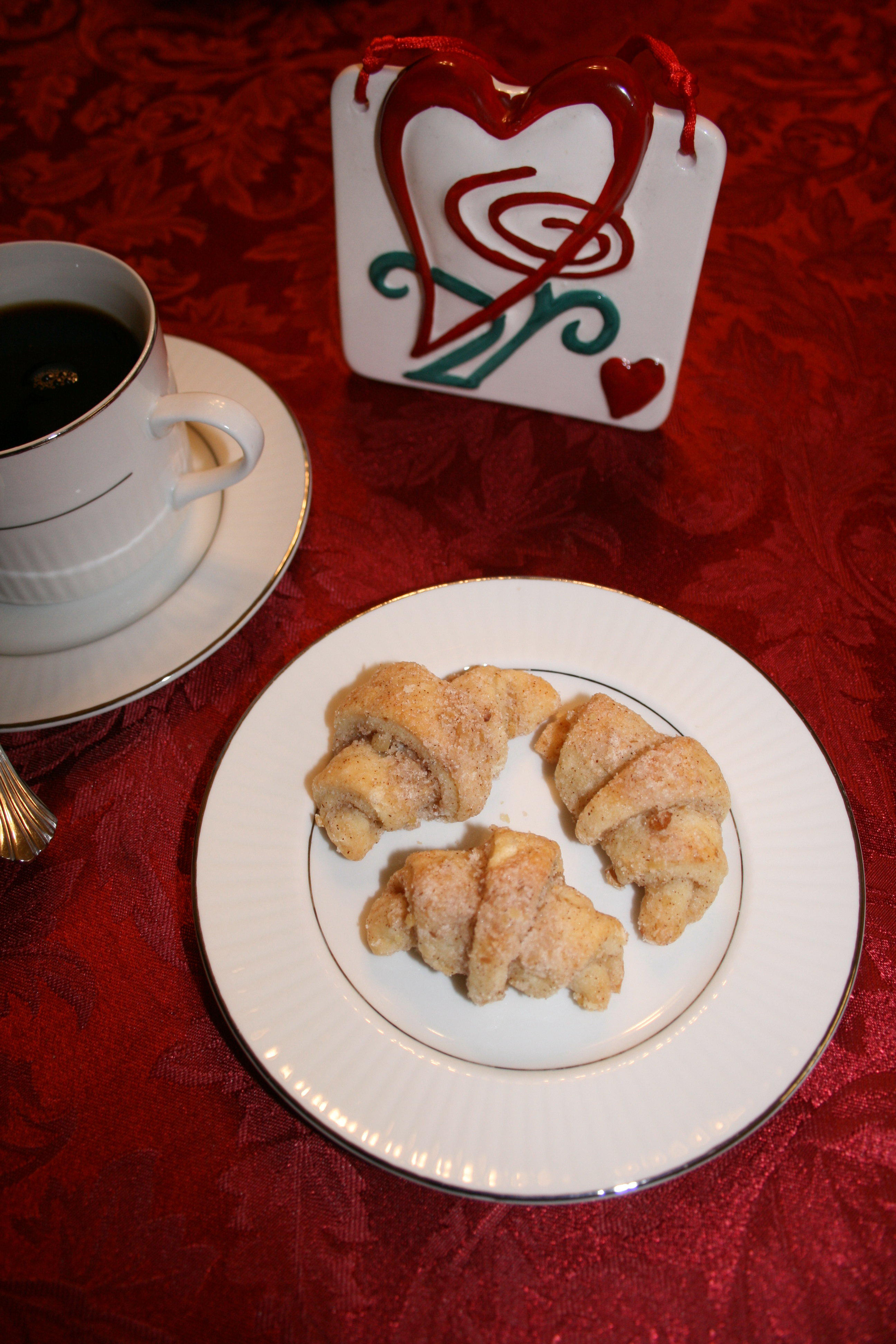 Rugelach for Valentines